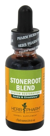 Herb Pharm - Stoneroot Extract - 1 oz.