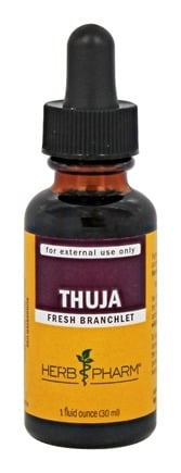 Zoom View - Thuja Extract