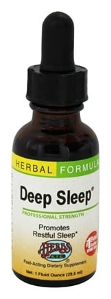 Zoom View - Deep Sleep Professional Strength