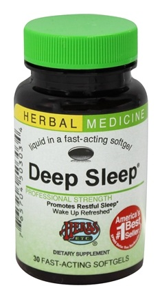 Deep sleep herbal medicine side effects