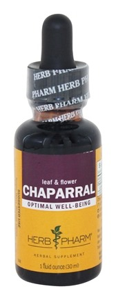 Herb Pharm - Chaparral Extract - 1 oz.