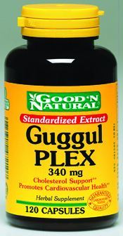 Zoom View - Guggul Plex 340mg