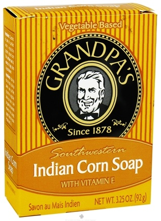 Zoom View - Southwestern Indian Corn Soap with Vitamin E