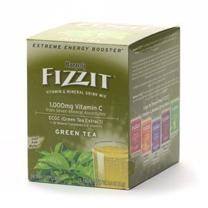 DROPPED: Hansen's - Fizzit Vitamin & Mineral Drink Mix Green Tea - 24 Packet(s)