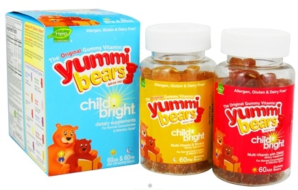 Zoom View - Yummi Bears Child Bright