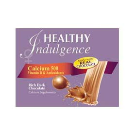 DROPPED: Hero Nutritionals Products - Healthy Indulgence Calcium Bites Milk Chocolate - 11 oz.