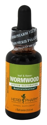Herb Pharm - Wormwood Extract - 1 oz.