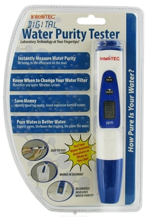 DROPPED: Intellitec - Water Purity Tester