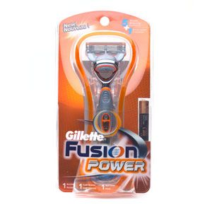 DROPPED: Gillette - Fusion Power Razor - 5 Blade Shaving System - CLEARANCE PRICED