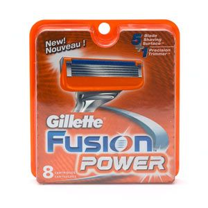 DROPPED: Gillette - Fusion Power Razor Replacement Cartridges - 8 Pack(s) CLEARANCE PRICED