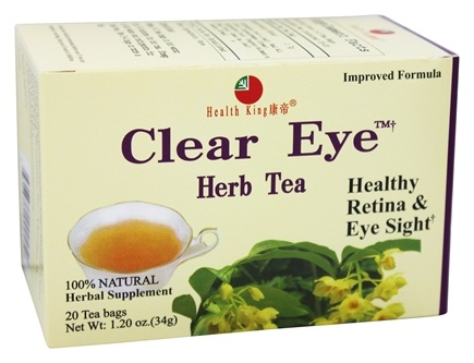 Zoom View - Clear Eye Herb Tea