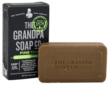 Zoom View - Wonder Pine Tar Soap