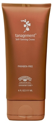 DROPPED: Nature's Gate - Self-Tanning Creme Tanagement - 6 oz.