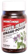 DROPPED: Nature's Herbs - Borage-Power - 30 Softgels