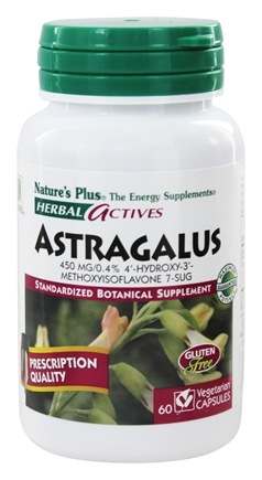 Zoom View - Herbal Actives Astragalus