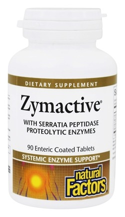 Zoom View - Zymactive Proteolytic Enzyme