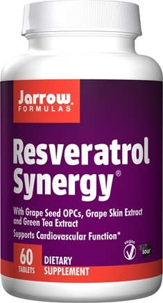 Zoom View - Resveratrol Synergy