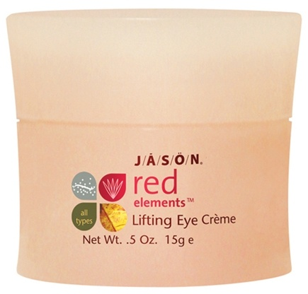 DROPPED: Jason Natural Products - Eye Cream Red Elements Lifting - 0.5 oz.