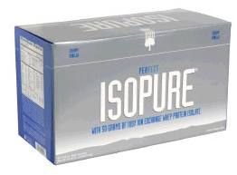 DROPPED: Nature's Best - Perfect Isopure Vanilla - 20 Pack(s)