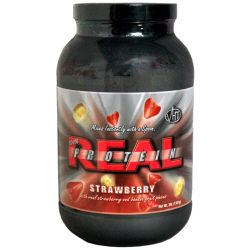 DROPPED: Nature's Best - VHT Real Protein Strawberry - 3 lbs.