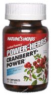 DROPPED: Nature's Herbs - Cranberry-Power - 60 Capsules