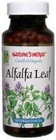 DROPPED: Nature's Herbs - Alfalfa Leaf