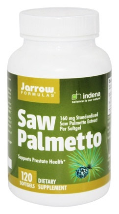 Jarrow Formulas - Saw Palmetto - 120 Softgels