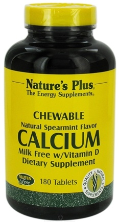 Zoom View - Calcium with Vitamin D Milk-Free Chewables
