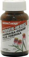 DROPPED: Nature's Herbs - Echinacea-Power Plus - 60 Capsules