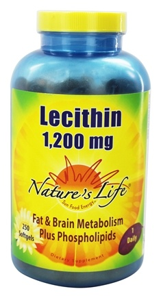 Zoom View - Lecithin