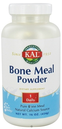 Kal - Bone Meal Powder - 16 oz.