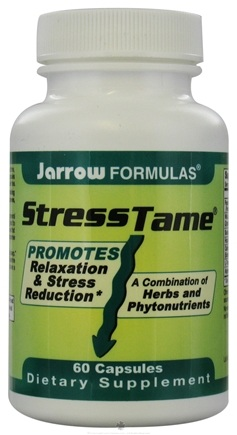 DROPPED: Jarrow Formulas - StressTame - 60 Capsules CLEARANCE PRICED