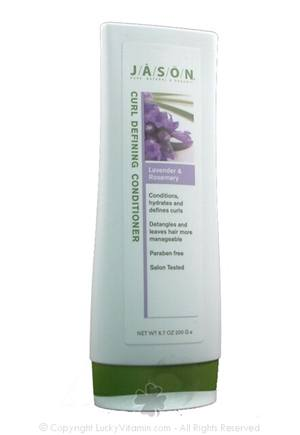 DROPPED: JASON Natural Products - Conditioner Salon Lavender & Rosemary Curl Defining - 6.7 oz. CLEARANCE PRICED