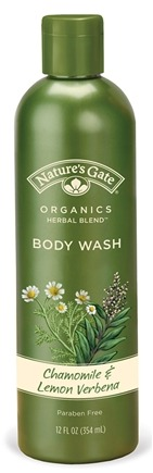 DROPPED: Nature's Gate - Body Lotion Organic Chamomile & Lemon Verbena - 12 oz. CLEARANCE PRICED