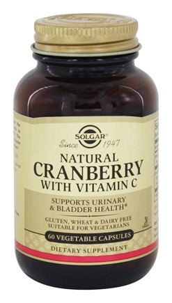 Zoom View - Natural Cranberry With Vitamin C