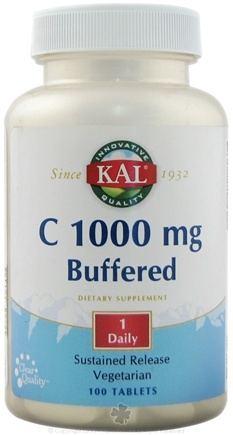 DROPPED: Kal - C Buffered Sustained Release - 100 Tablets