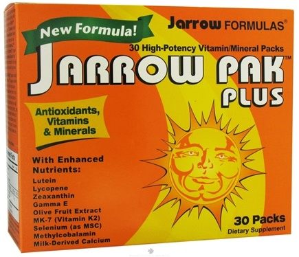 Zoom View - Jarrow Pak Plus