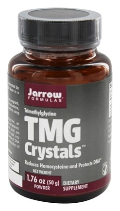 Jarrow Formulas - TMG Crystals - 50 Grams