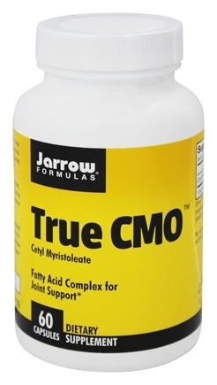 Jarrow Formulas - True CMO 380 mg. - 60 Capsules