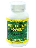 Zoom View - Holt MD Labs Antioxidant Power Dietary Supplement