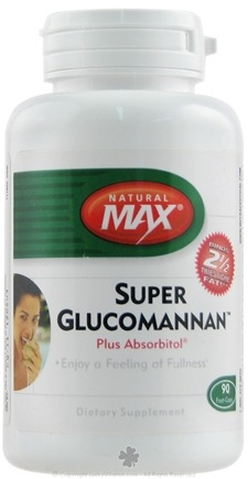 Zoom View - Super Glucomannan Plus Absorbitol