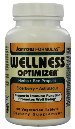 DROPPED: Jarrow Formulas - Wellness Optimizer - 90 Vegetarian Tablets
