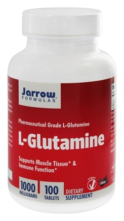Zoom View - L-Glutamine 1000 mg.