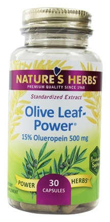 Zoom View - Olive Leaf-Extract