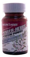 DROPPED: Nature's Herbs - Power Herb Pygeum Power