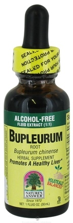 DROPPED: Nature's Answer - Bupleurum Root Alcohol Free - 1 oz. CLEARANCE PRICED