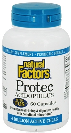Zoom View - Protec Acidophilus with FOS