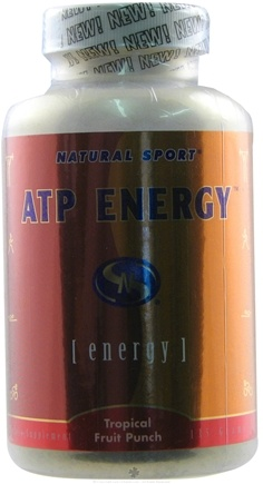 DROPPED: Natural Sport - ATP Energy Tropical Fruit Punch - 135 Grams
