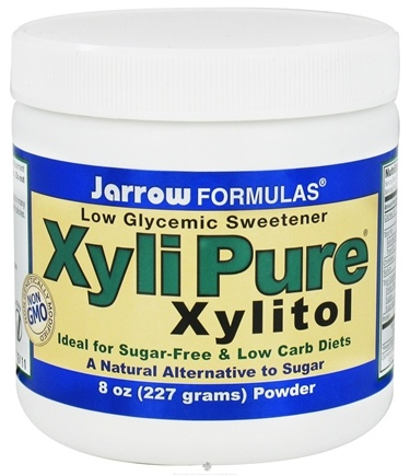 DROPPED: Jarrow Formulas - Xyli Pure Xylitol - 8 oz. CLEARANCE PRICED