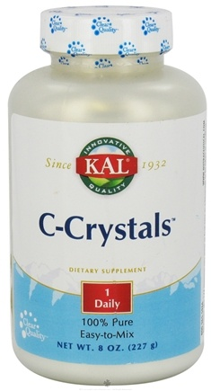 DROPPED: Kal - C-Crystals - 8 oz. CLEARANCE PRICED